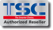 Logo TSC authorized reseller