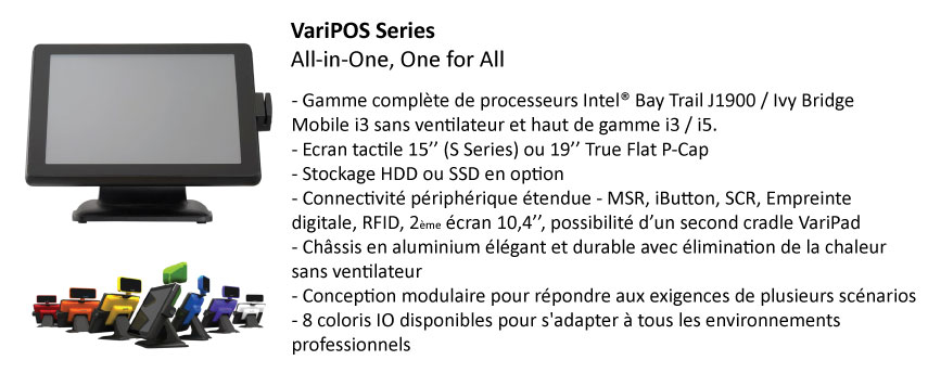 All-in-One Poindus VARIPOS