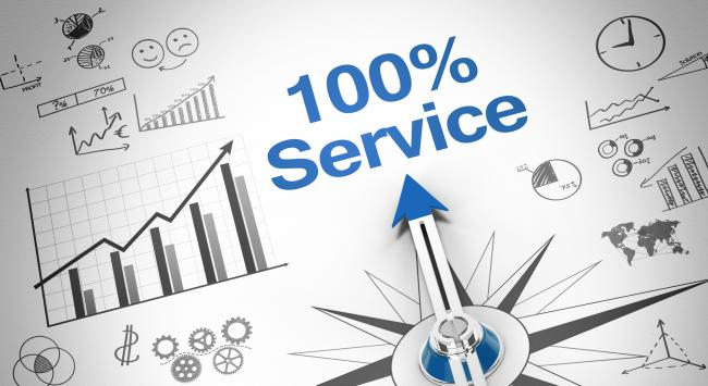 100% services